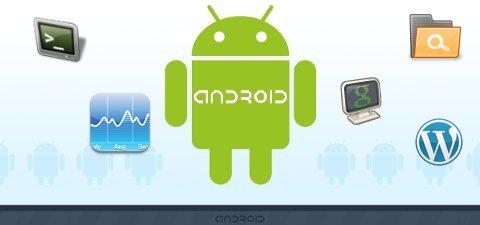 Applications Android pour admin ou geek