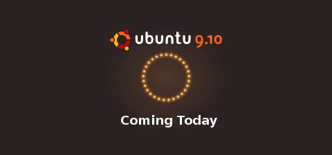 Ubuntu 9.10 – Karmic Koala is out