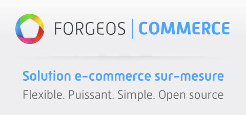 Forgeos – Solution E-Commerce Opensource