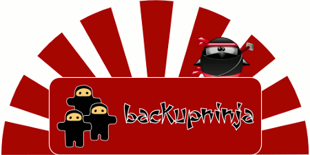 BackupNinja – solution libre de sauvegarde locale et distante