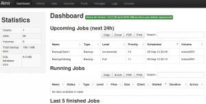 almir dashboard