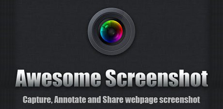 Plugin Firefox : Awesome Screenshot Plus – Capture, Annotate & More