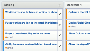 workboards